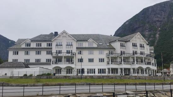 Eidfjord Municipality, Noruega: Hotel