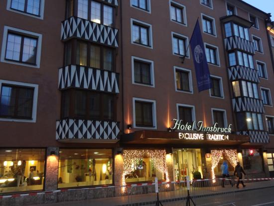 Book Hotel Innsbruck in Innsbruck | Hotels.com
