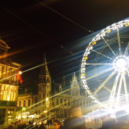 Gante, Bélgica: gand