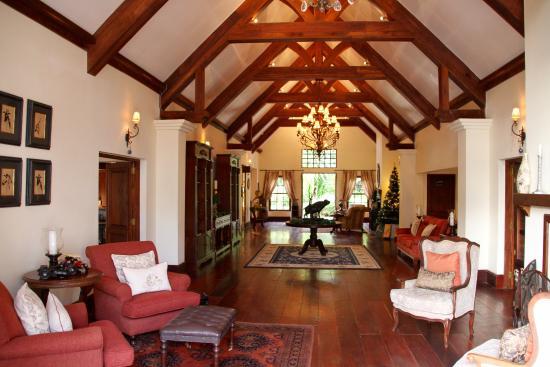 The Manor at Ngorongoro: espace collectif