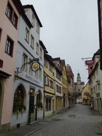 Hotel und Gasthof zur Sonne: Haupteingang