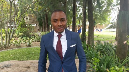 Cabinda, Angola: Hotel Dellaz