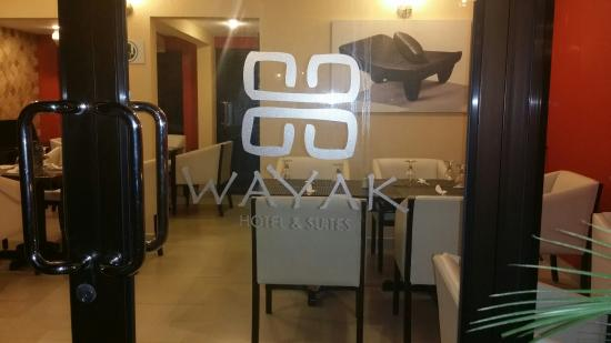 Wayak Hotel & Suites: Nice Hotel,  staffs are awesome. ..will recommend to everyone