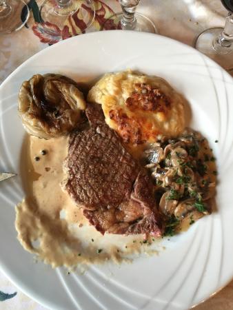 Chauffayer, Франция: Sauce au poivre