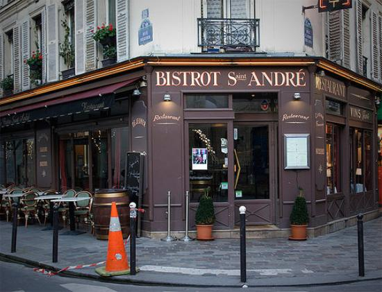 bistrot saint andre paris odeon saint michel restaurant reviews phone number photos. Black Bedroom Furniture Sets. Home Design Ideas