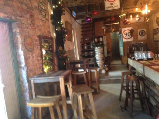 Menu Picture Of Drunk Monkey Old Street Bar Kuching Tripadvisor