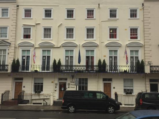 Belgrave House Hotel London Victoria: Outside 2