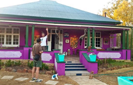 Purple House B Updated 2019 Prices Reviews Smithfield South Africa Tripadvisor