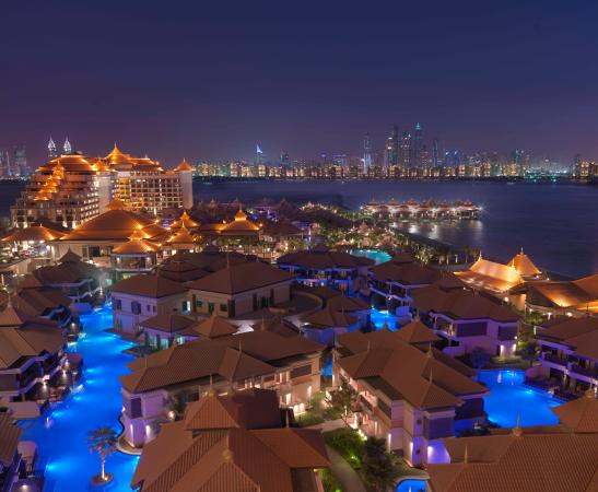 Anantara the palm dubai resort r m 1 6 8 5 rm 1 518 for Tripadvisor dubai hotels