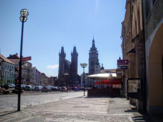 Hradec Kralove, جمهورية التشيك: Dominanta Hradce Králové