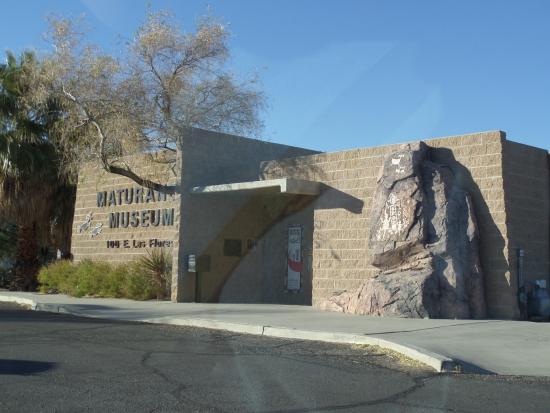 Maturango Museum Picture