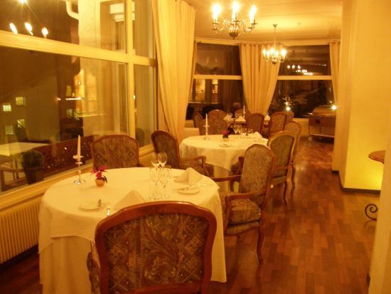 Hotel Regina: Gourmet Speisesaal
