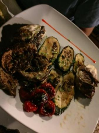 Al Saraceno: Grilled Vegetables