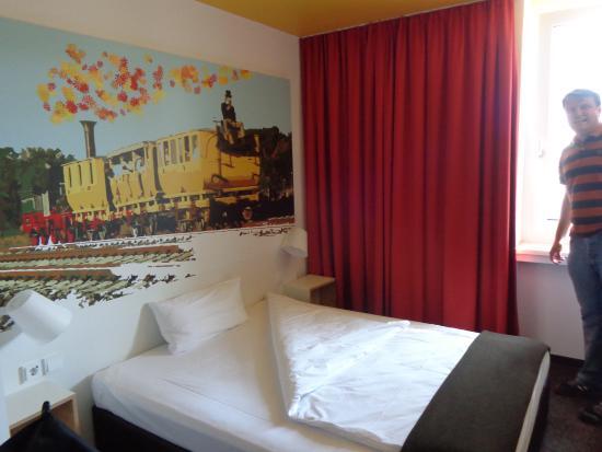 Photo1 Jpg Bild Von B B Hotel Nurnberg Hbf Nurnberg Tripadvisor