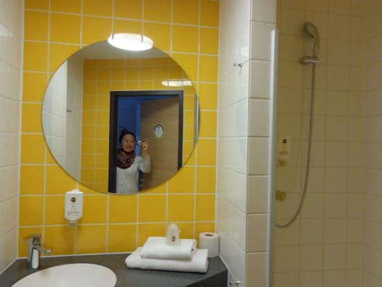 Banheiro Bild Von B B Hotel Nurnberg Hbf Nurnberg Tripadvisor