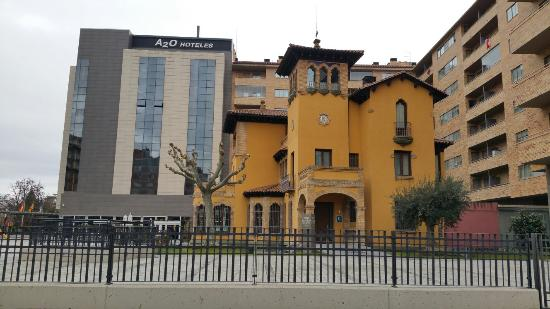 20151231 143447 picture of hotel castillo de - Castillo de ayud ...