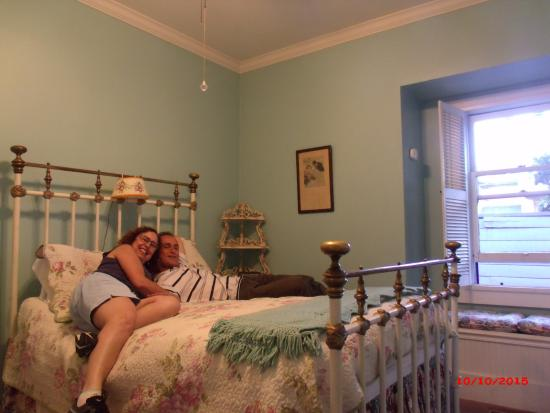 Heritage Inn B&B: muito romântico