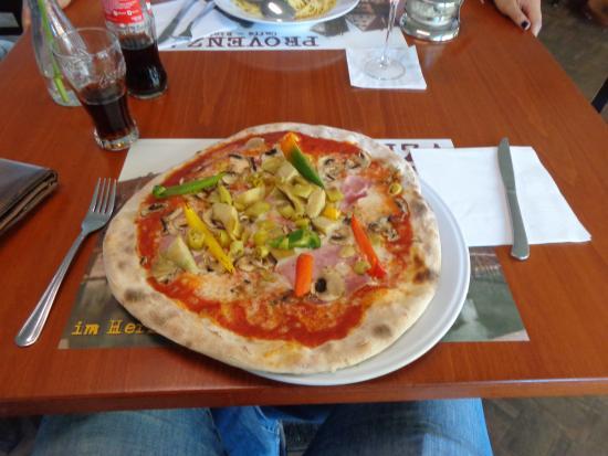 Provenza: Pizza