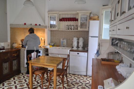 Incirliev Alacati: mutfak