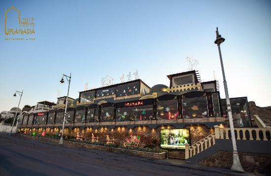 Granada Restaurant & Pub