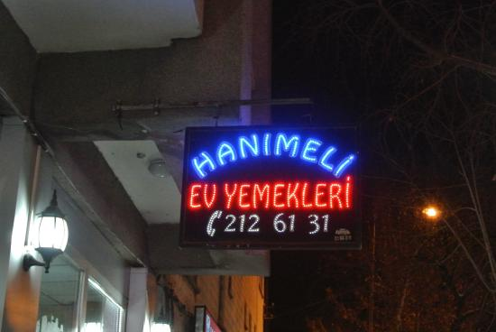 Hanimeli Kars Mutfagi