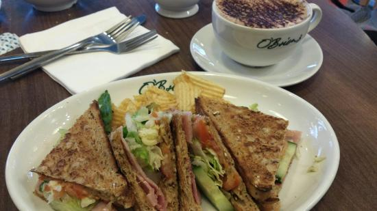 O'Briens Sandwich Cafe