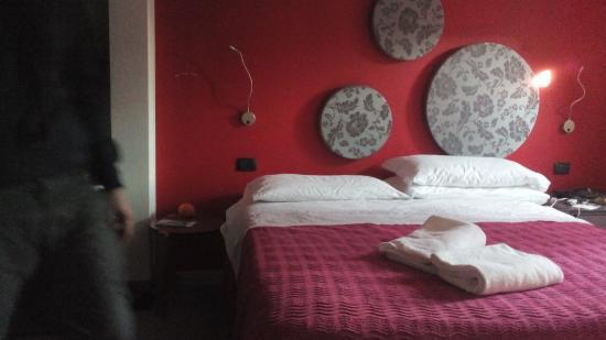 Alloggi Gerotto Calderan: Stanza molto bella e molto pulita! L'ideale per una vacanza da sogno a Venezia! Personale molto