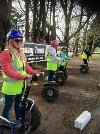 Segwayz North West Segway Tours