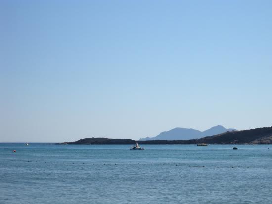 Kefalos, Grecia: view from agios stefanos beach