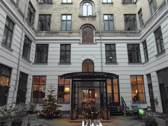 Hotel copenhagen crown bild von hotel copenhagen crown for Hotel kopenhagen
