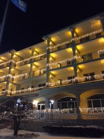 Bella Vista Suites: NYE