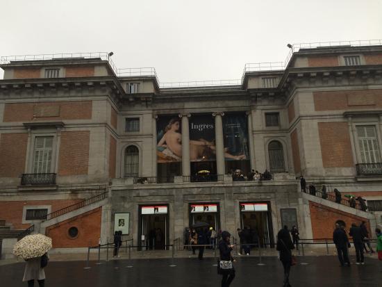 Museo Del Prado Picture Of Prado National Museum Madrid