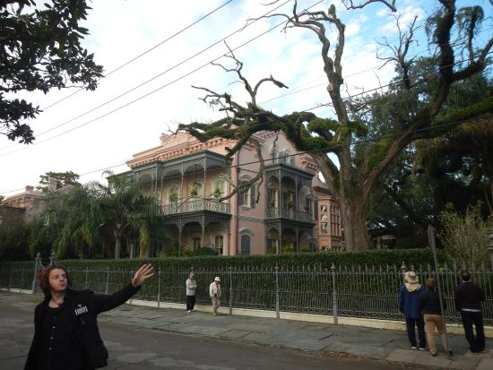 Garden District Ghosts and Legends