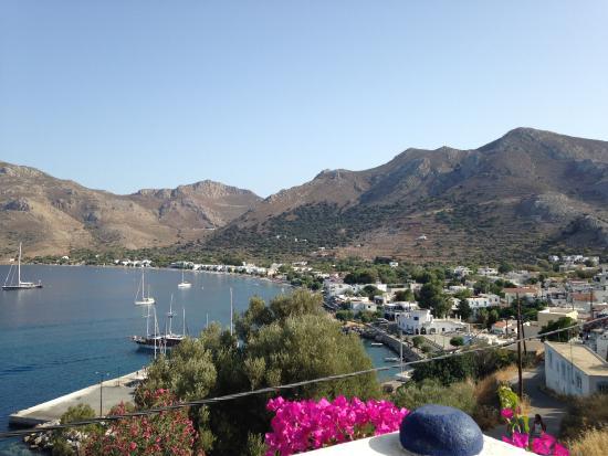 Livadia, Hellas: Vie from the room