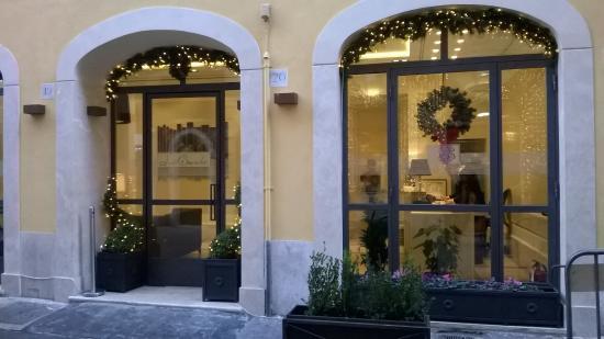 Smeraldo Hotel: ingresso