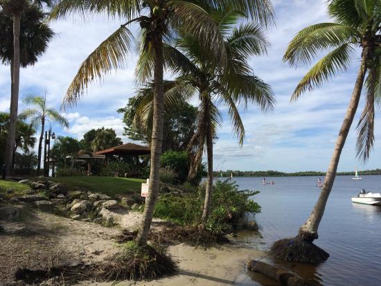 Порт-Сент-Люси, Флорида: Plage