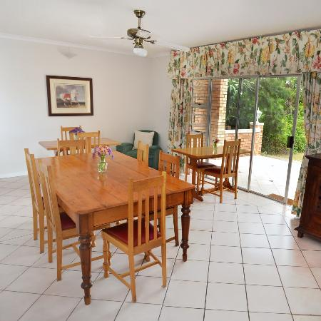 Colchester, Sudáfrica: Dining Room
