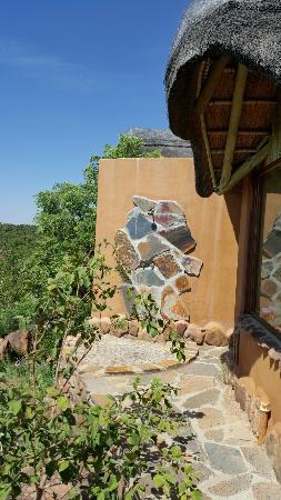 Nedile Lodge: Beautiful lodge, beautiful location
