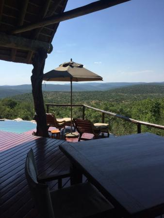 Nedile Lodge: Beautiful lodge, beautiful location