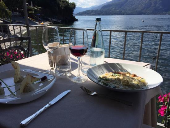 La vista picture of ristorante vecchia varenna varenna for Ristorante la vista