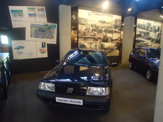 bursa tofas museum - Picture of Tofass Bursa Museum Of ...