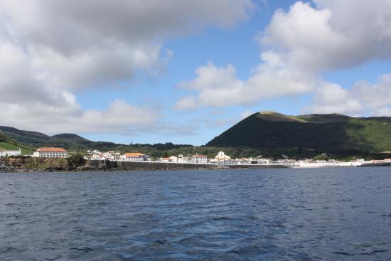 Santa Cruz Da Graciosa, Portogallo: Praia da Graciosa ao fundo