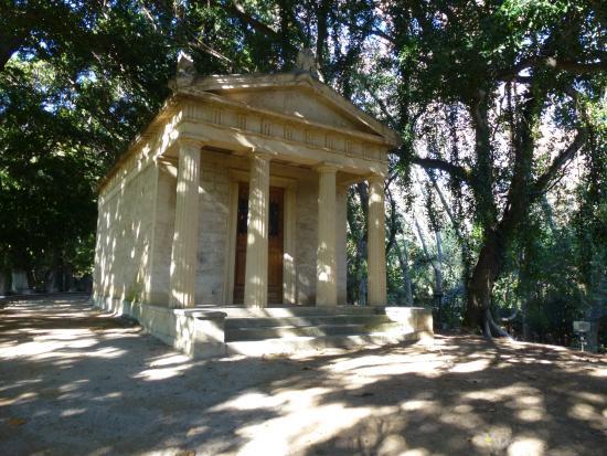 Le parc picture of jardin botanico historico la for Bodas jardin botanico malaga