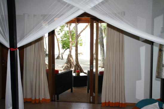 Vilamendhoo Island Resort & Spa: Aussicht