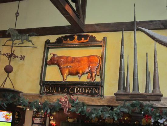 Cock and bull restaurant en pa