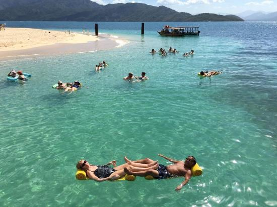 Labadee The Free Floating Mats And Rings