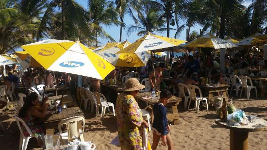 Barraca Pipa - Praia do Flamengo - Salvador Bahia: TA_IMG_20160103_152715_large.jpg