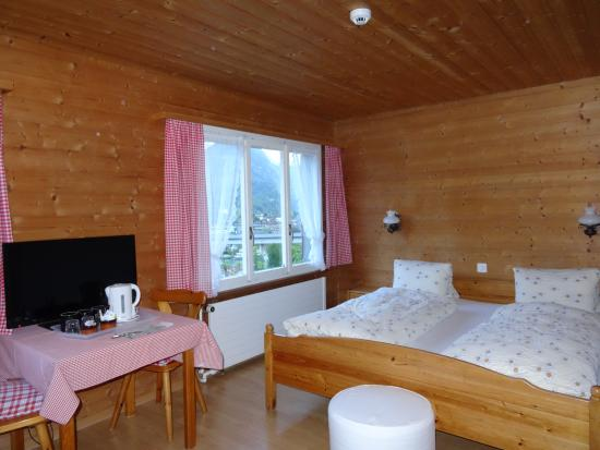 Goldswil, Schweiz: Room