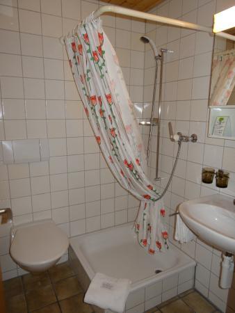 Goldswil, Schweiz: Bathroom