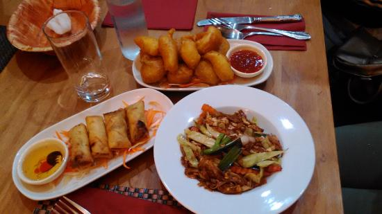 Thai Kitchen: cibo vegetariano